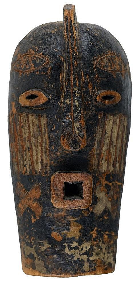 Masque SONGUYE-LUBA. Congo. Première moitié du XXe