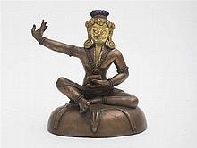 Statue of Mahasidda - Himalayas