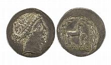 AEOLIS, Kyme, Tetradrachm