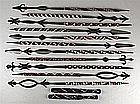 Burundi - Decorative weapons