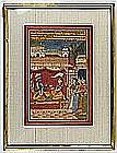 India - Miniature painting