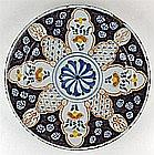 North Africa - Faenza plate