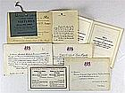 Invitations to the Royal Palace