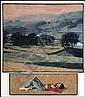 Jacques Payette 1951 - Canadian encaustic on canvas Sans titre