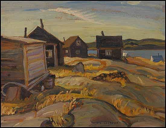 A.Y. (Alexander Young) Jackson 1882 - 1974