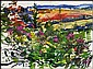 Jack Weldon Humphrey 1901 - 1967 Canadian gouache, Jack Weldon Humphrey, Click for value