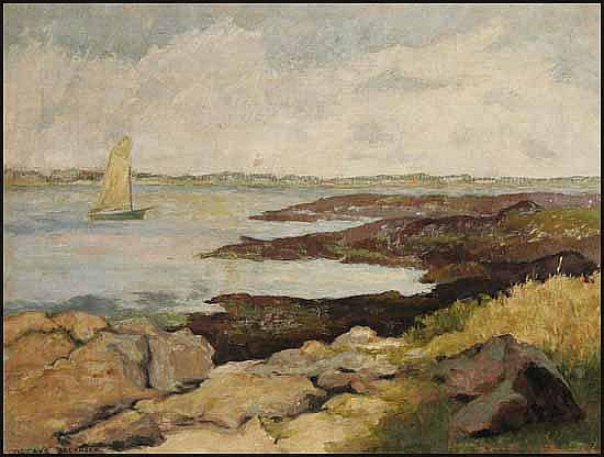 Louis Joseph Octave Belanger 1886 - 1972 Canadian