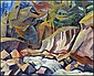 Henry George Glyde 1906 - 1998 Canadian oil on, Henry George Glyde, Click for value