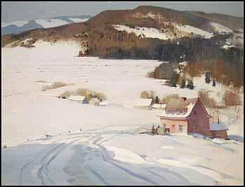 George Franklin Arbuckle 1909 - 2001 Canadian oil