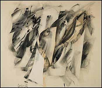 Toni (Norman) Onley 1928 - 2004 Canadian oil and