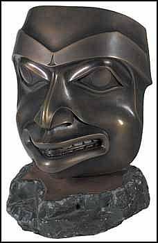 Robert Charles Davidson 1946 - Canadian bronze