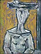 Jean-Philippe Dallaire 1916 - 1965 Canadian oil on, Jean Dallaire, Click for value