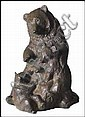 Leo Mol 1915 - 2009 Canadian bronze sculpture, Leo Mol, Click for value