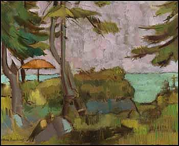 William Walton Armstrong 1916 - 1998 Canadian oil