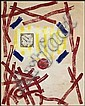 David Urban 1966 - Canadian oil on canvas Study, David  Urban, Click for value