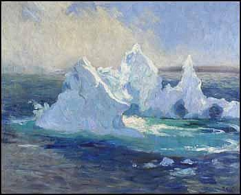 Maurice Galbraith Cullen 1866 - 1934 Canadian oil