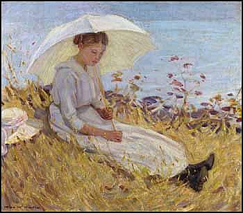Helen Galloway McNicoll 1879 - 1915 Canadian oil