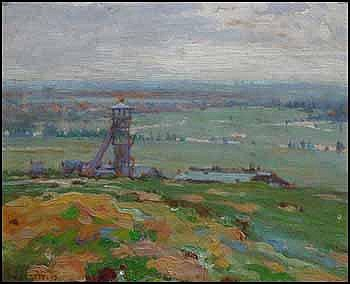 John William Beatty 1869 - 1941 Canadian oil on