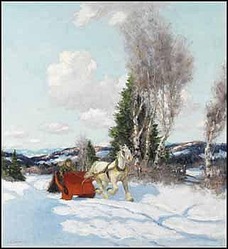 Frederick Simpson Coburn 1871 - 1960 Canadian oil