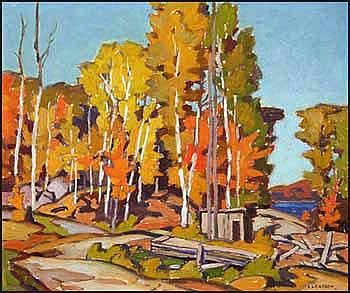 Alfred Joseph Casson Artwork For Sale At Online Auction
