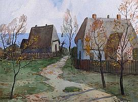 Eicken, Elisabeth von (1862 Mühlheim - 1940 Michendorf)
