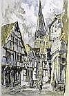 Wohlfeld, Walter (1917 Hamburg - 2002 Wuppertal) attr.