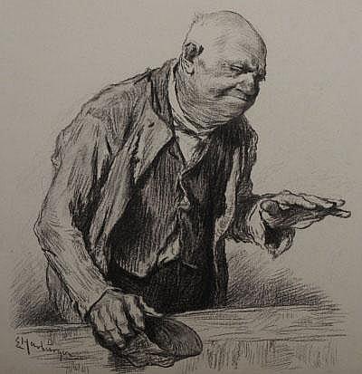 Harburger, Edmund (1846 Eichstätt - 1906 München)