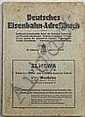 Eisenbahn-Adressbuch 1941/42