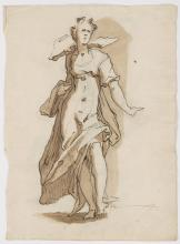 STUDY OF AN ALLEGORY