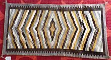 Eye Dazzler Rug (Navajo)