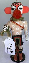 Kachina Doll (Hopi) w/Stand