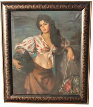 "Guillermo Mesa ""Hispanic Woman"""