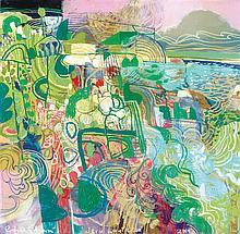 RAFIEE GHANI (b. 1962) DERU LAUT CINA, 2014, Oil on canvas