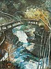 CHUAH SIEW TENG (b. 1944) Untitled, 2010, Oil on canvas, Chuah Siew Teng, MYR3,400