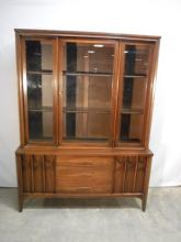 Kent Coffey Perspecta mid century china cabinet