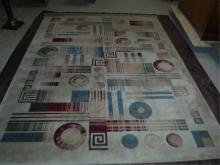 Rainbow Rug Co. Machine Made Rug
