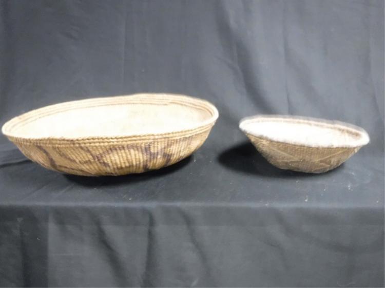 Woven Basket Art : Tribal art woven basket