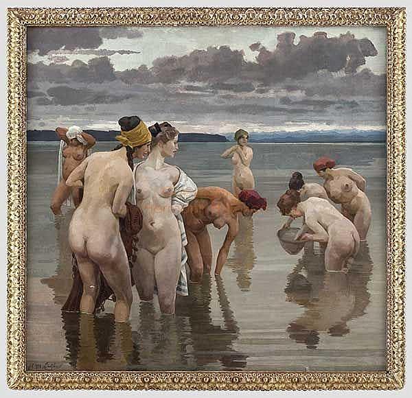 KUNST IM DRITTEN REICH: Reinhold Max Eichler (1872 - 1947)