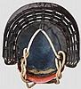 A five-plate hineno kabuto, 1st half of Edo period