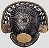 A 32-plate suji kabuto, circa 1700