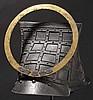 A 10-plate yane bachi, mid Edo period