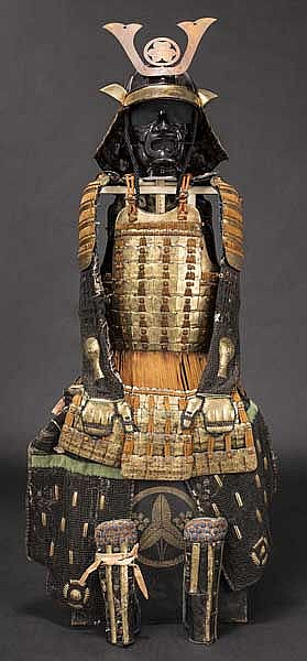 A nuinobe do gusoku, late Edo period