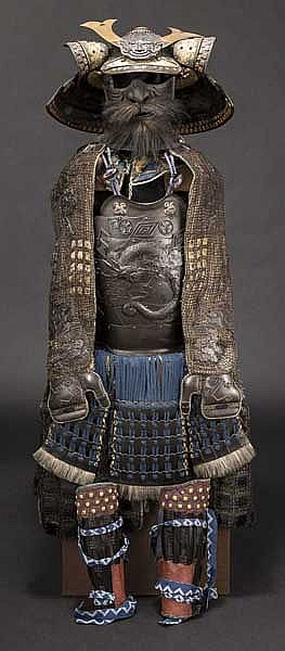 A yokohagi do gusoku, 2nd half of Edo period