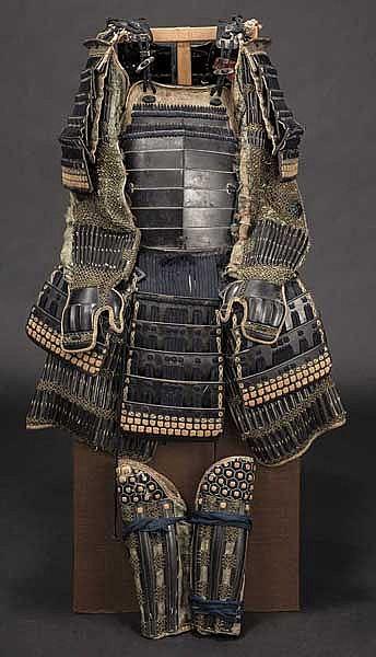 A hatomune do gusoku, Meiji period