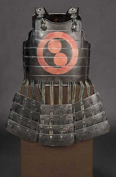 An ashigaru do, mid Edo period