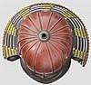 A 16-plate suji kabuto, 2nd half of Edo period
