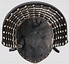 A harikake kabuto, mid Edo period