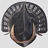 A five-plate eboshi kabuto, 2nd half of Edo period