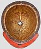 A 74-plate suji-bachi, late Edo period