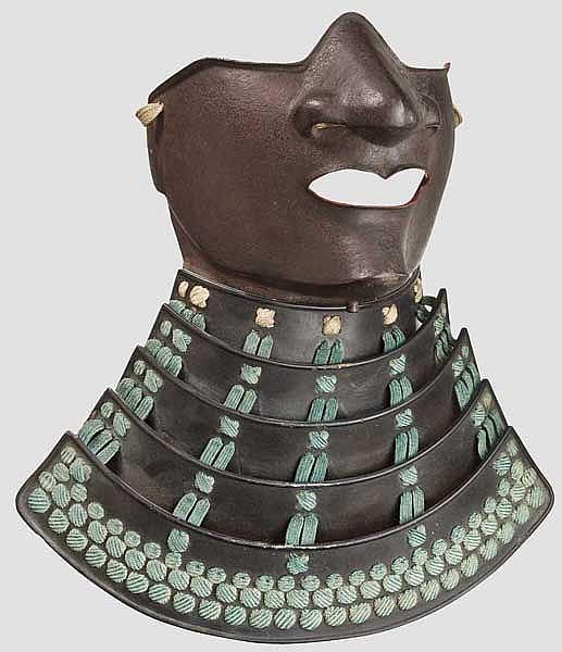An Oiyebo mempo, late Edo period
